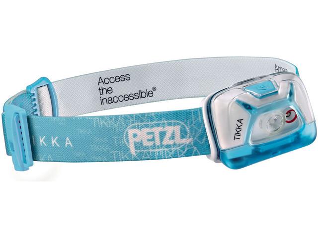 Petzl Tikka Stirnlampe blau